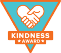 The Bash kindness award